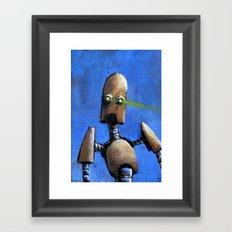 GR-11 Framed Art Print