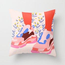 Be proud Throw Pillow