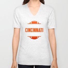 Its A Cincinnati Thing Unisex V-Neck