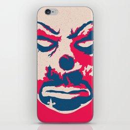 robber joker iPhone Skin
