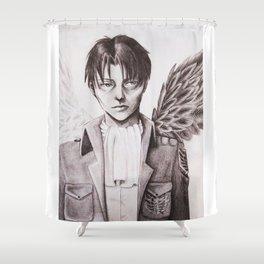 Levi Shower Curtain