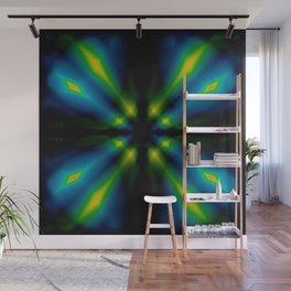 Tunnel Wisps Abstract Wall Mural