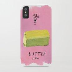 Butter iPhone X Slim Case