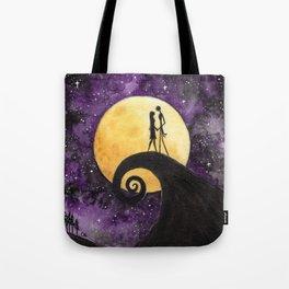 Jack and Sally Tote Bag