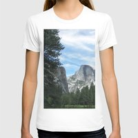 yosemite T-shirts featuring Yosemite by Angela McCall