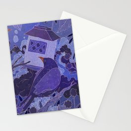 Bad Oman Stationery Cards