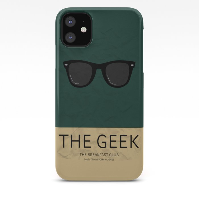 The Breakfast Club iPhone 11 case