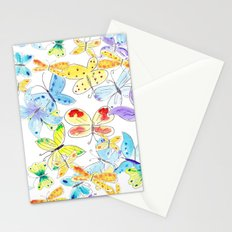Disorderly Conduct Stationery Cards
