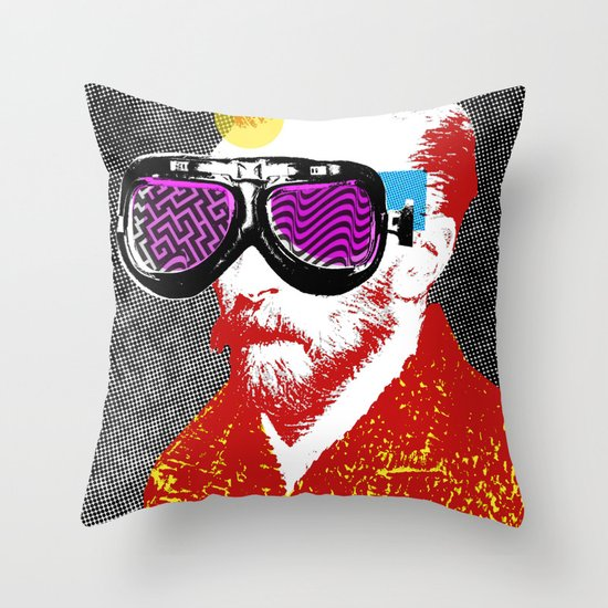 Vincent 1 Throw Pillow