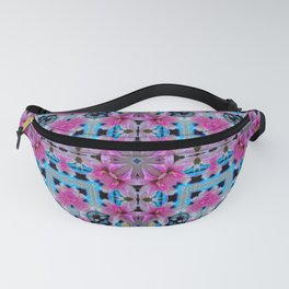 PATTERN ABSTRACT LITTLE LILY SHINING COLOR Fanny Pack