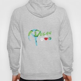 Fruits Veganism Healthy Food Foodie Peace Vegan For Animals Earth Vegetarian Gifts Hoody