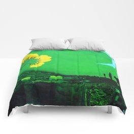 Nigh calm Comforters