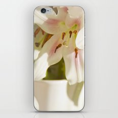 Lilies of the Field iPhone & iPod Skin