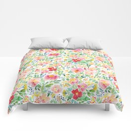 Ditsy Meadow Comforters