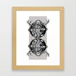 Metamorphis Framed Art Print