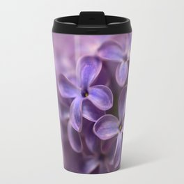 Fresh Lilac flowers Travel Mug