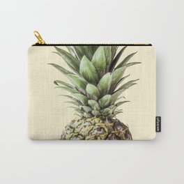 Pineapple Fruit Photography | Summer Happy Tropical Vibes | Art Carry-All Pouch