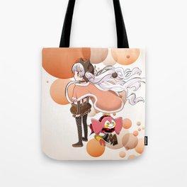 Nagisa Momoe Tote Bag
