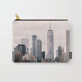 View of Manhattan Buildings Carry-All Pouch
