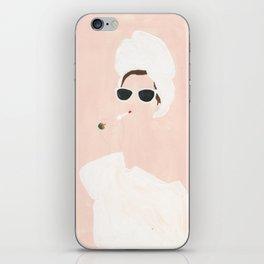 Beauty routine iPhone Skin
