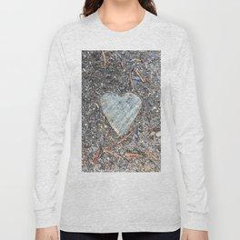 Wild Rock Heart Long Sleeve T-shirt