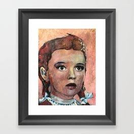 Judy Garland Framed Art Print