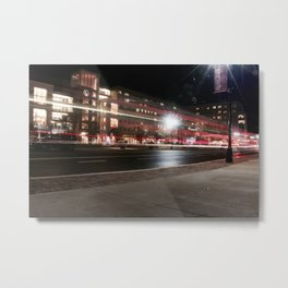 Livi City Metal Print