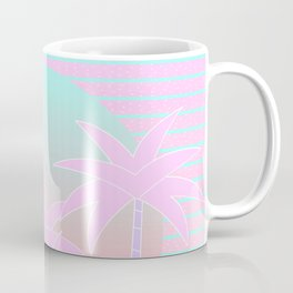 Hello Miami Sunrise Coffee Mug