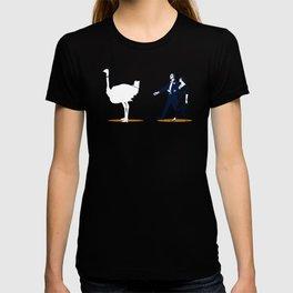 Walking the Ostrich T-shirt