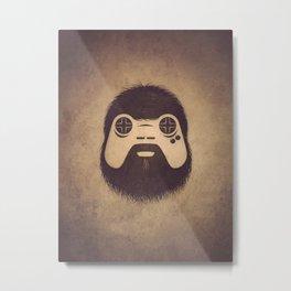 The Gamer Metal Print