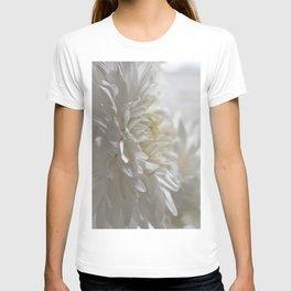 Chrysanthemum Textures T-shirt