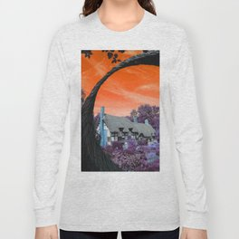 Psychedelic Shakespeare Long Sleeve T-shirt