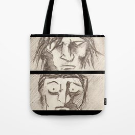 STAND OFF! Tote Bag