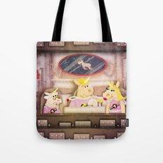 Unicorns in Space Tote Bag