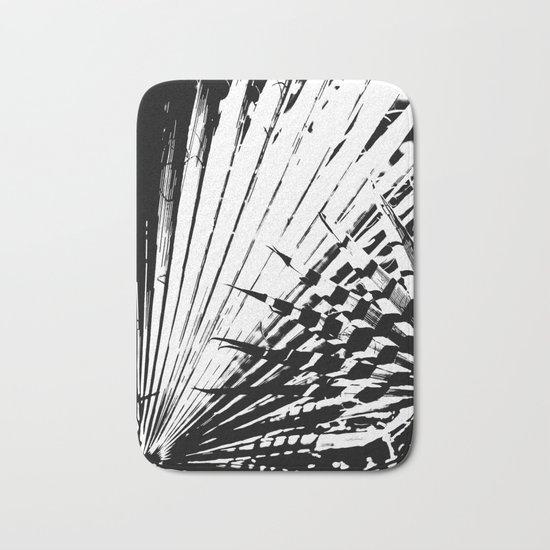 Spiked Palm Bath Mat