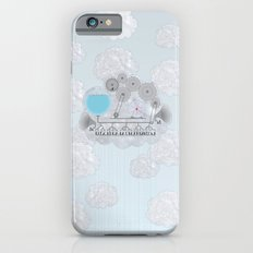 Cross-Section of a Cloud iPhone 6s Slim Case