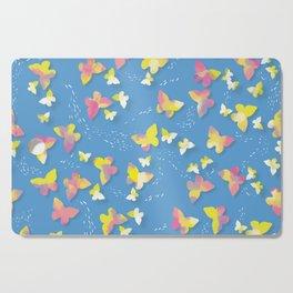 butterflies Cutting Board
