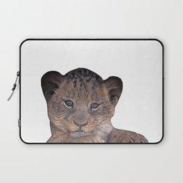 baby cheetah Laptop Sleeve