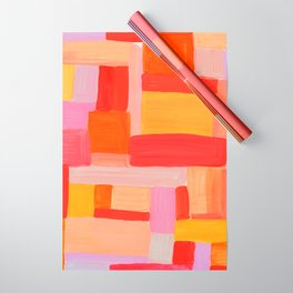 COLOR STUDY Wrapping Paper