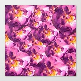 Florished beauty Canvas Print