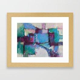 The Spillway Framed Art Print