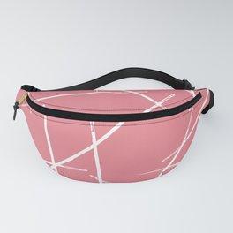 Pink Pick up sticks Fanny Pack