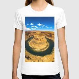 Best Photo of Horshoe Bend, Page, Arizona T-shirt
