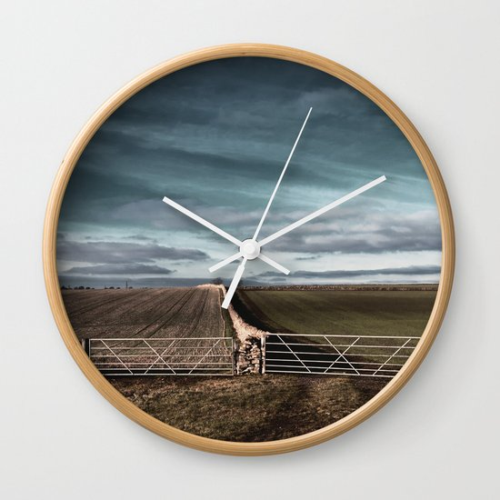 ways to make it through the wall... Wall Clock