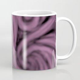 dark lavender swirl Coffee Mug