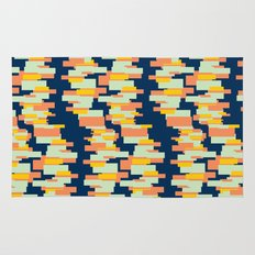 BP 62 Rectangle Stripes Rug