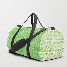 Irregular green Duffle Bag
