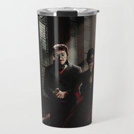 Outlaw Queen - Masquerade Travel Mug