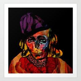 081217 Art Print