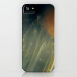 Numbers contain inherent power, thus they literally order their lives by occult numerology. iPhone Case